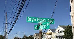 Bryn Mawr Avenue in Lavallette. (Photo: Daniel Nee)