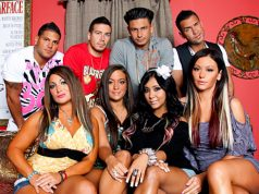 'Jersey Shore' cast members. (File Photo)