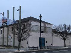 The former Merge nightclub in Seaside Heights, Jan. 2018. (Photo: Daniel Nee)