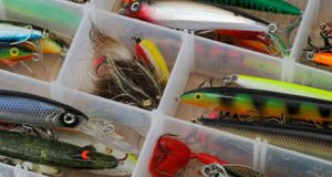 Fishing tackle. (File Photo)