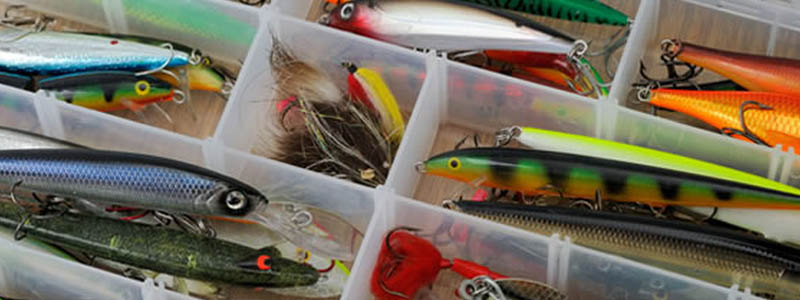 Fishing tackle. (File Photo)