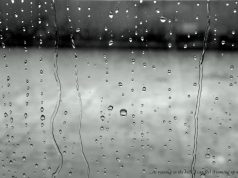 Rain (Photo: solarisgirl/ Flickr)