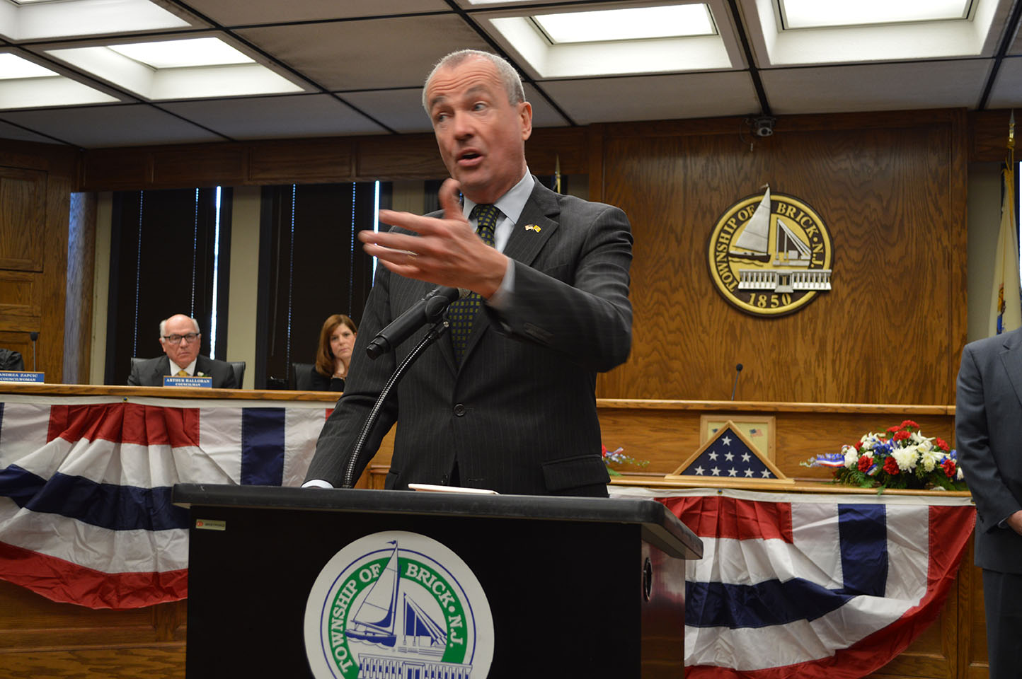 New Jersey Gov. Phil Murphy (Photo: Daniel Nee/Shorebeat)