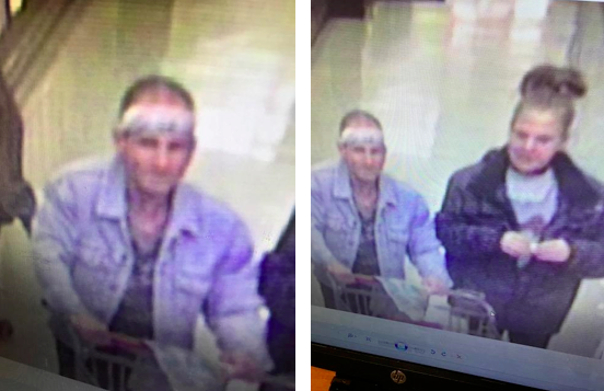 The suspects in the theft of $770 worth of coffee from Acme in Ortley Beach. (Photo: TRPD)