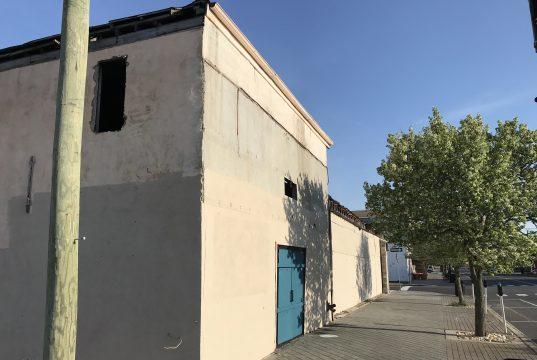 The former Merge nightclub property in Seaside Heights, N.J., May 2, 2018. (Photo: Daniel Nee)