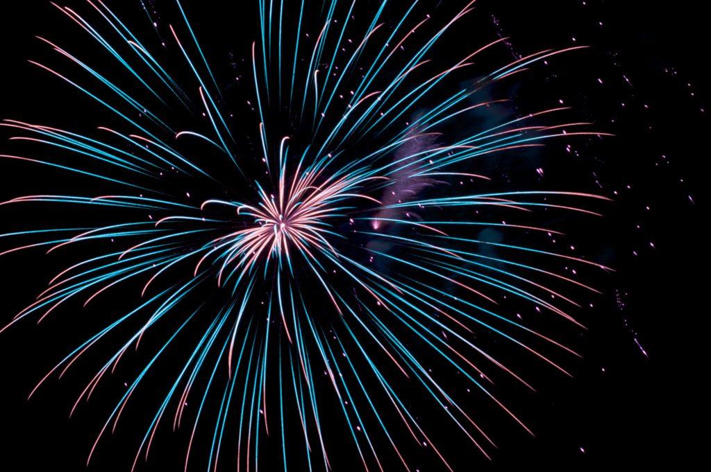 Fireworks. (Credit: jeff_golden/Flickr)