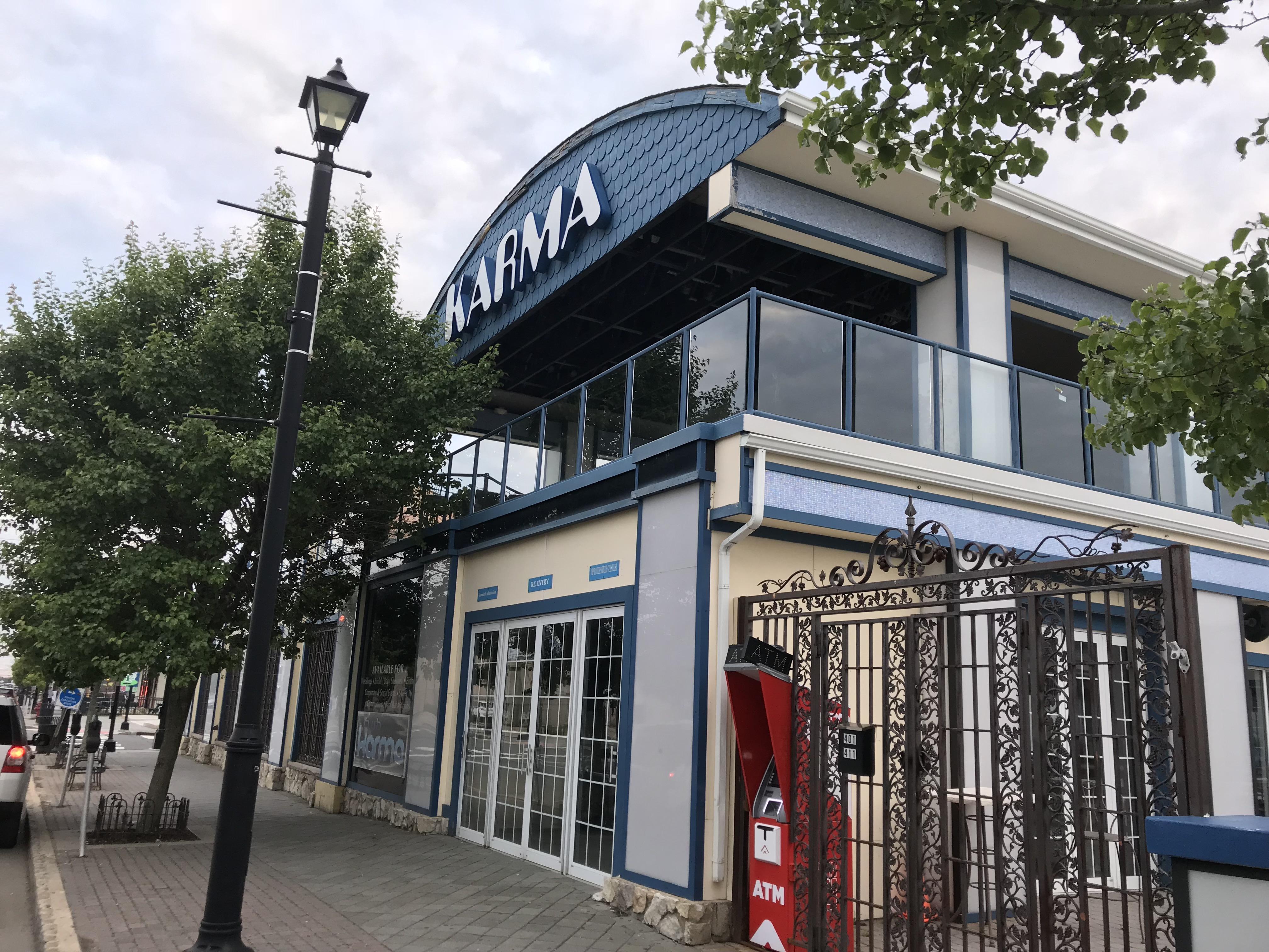 The Karma nightclub in Seaside Heights, June 6, 2018. (Photo: Daniel Nee)