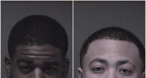 Shakar Barksdale and Sevon Hill (Photos: Ocean County Jail)