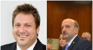 Bradley Billhimer and Joseph Coronato. (File/Shorebeat Photos)