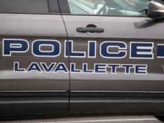 Lavallette police car. (Photo: Daniel Nee)