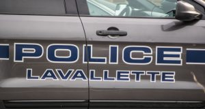Lavallette police car. (Photo: Daniel Nee)