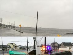 Roadways on the island, Nov. 26, 2018. (Photos: Daniel Nee)