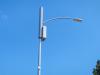 5G network nodes on a street light stanchion. (Credit: Circa)