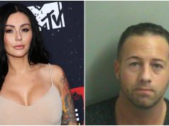 "Jenni ""JWoww"" Farley and Thomas Lippolis. (Photos: File/TRPD)"