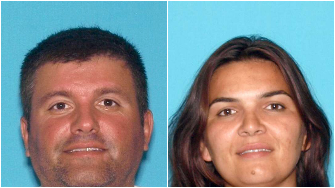Nikola Lulaj (left) and Majlinda Lulaj. (Photos: NJ OAG)