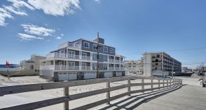 A preview of 1515 Ocean, a new beachfront condominium in Seaside Heights. (Photo: Laurie Sullivan)