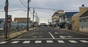 Blaine Avenue in Seaside Heights. (Photo: Daniel Nee)