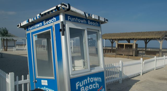 Funtown Beach, April 2019. (Photo: Daniel Nee)