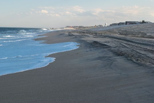 The Point Pleasant Beach oceanfront, May 16, 2019. (Photo: Daniel Nee)