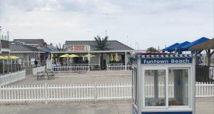 The former Funtown Pier property in Seaside Park, June 2019. (Photo: Daniel Nee)