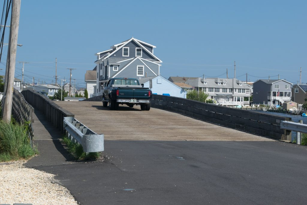 Chadwick Island Bridge, July 2019. (Photo: Daniel Nee)