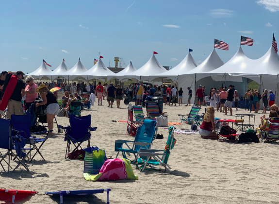 Wine on the Beach 2019 (Photo: Stacey Chait)