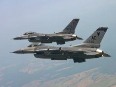 F-16s from the New Jersey Air National Guard's 177th Fighter Wing. (Photo: NJANG)