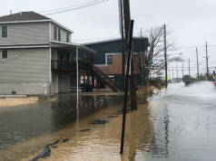Island-wide flooding Nov. 18, 2019. (Photo: Daniel Nee)