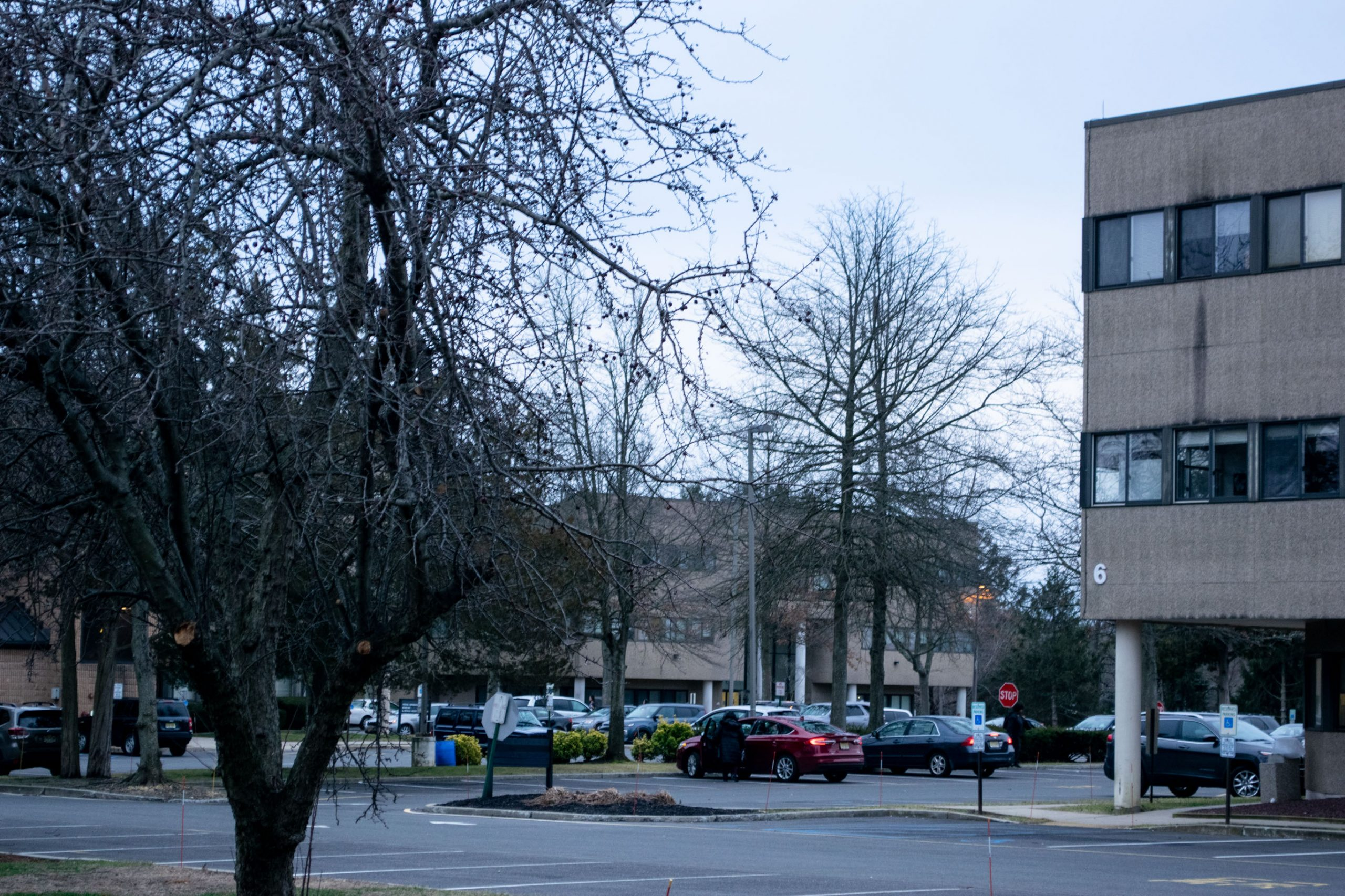 The Ocean County Social Services complex in Toms River. (Photo: Daniel Nee)
