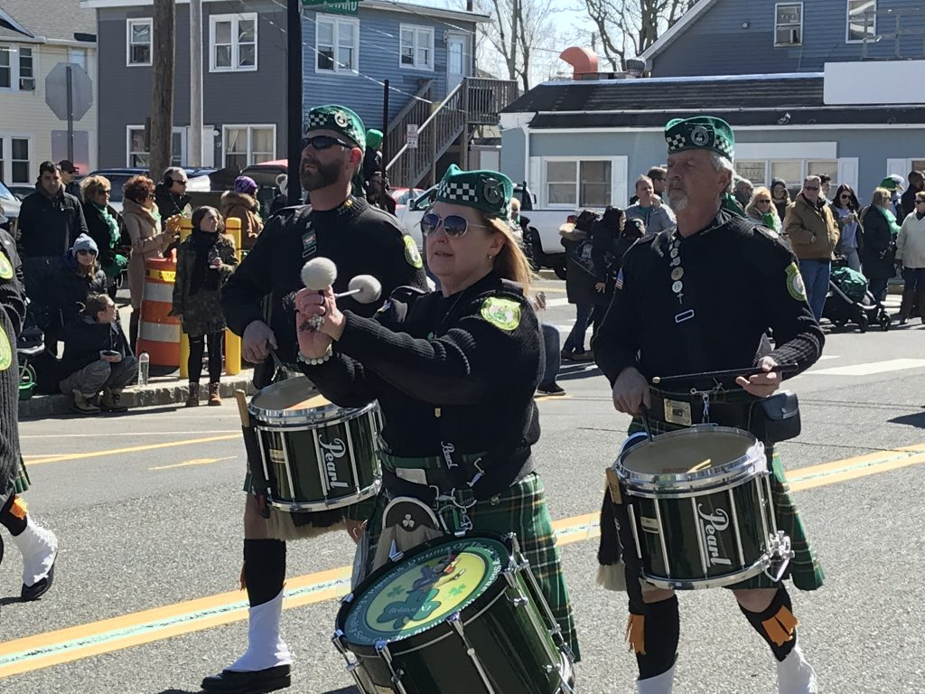 The 2020 Ocean County St. Patrick's Day Parade in Seaside Heights. (Photo: Daniel Nee)