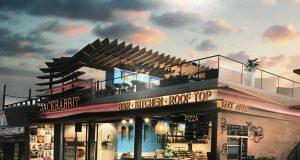 Renderings of a proposed bar on the Seaside Heights boardwalk. (Photo: Daniel Nee)