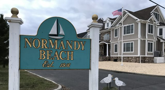 Normandy Beach, Brick and Toms River, N.J. (Photo: Daniel Nee)