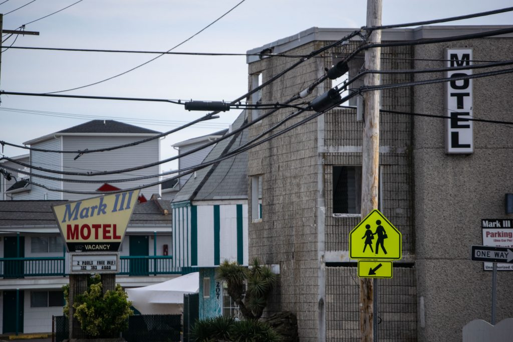 Seaside Heights during the coronavirus pandemic, May 2020. (Photo: Daniel Nee)