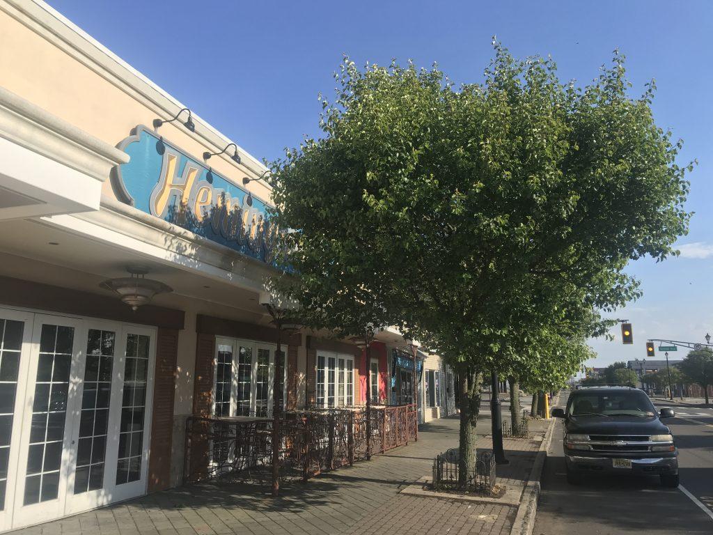 Restaurants in Seaside Heights, N.J., June 2020. (Photo: Daniel Nee)