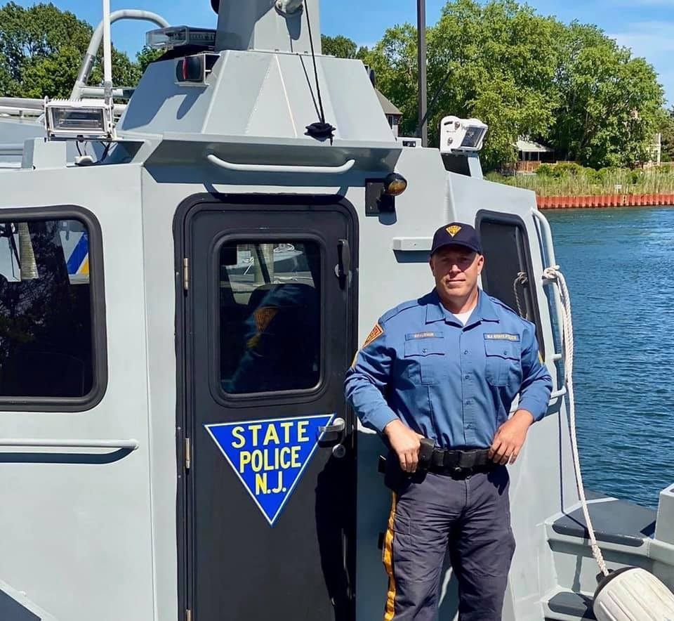 NJSP Sergeant Michael Krauchuk (Photo: NJSP)