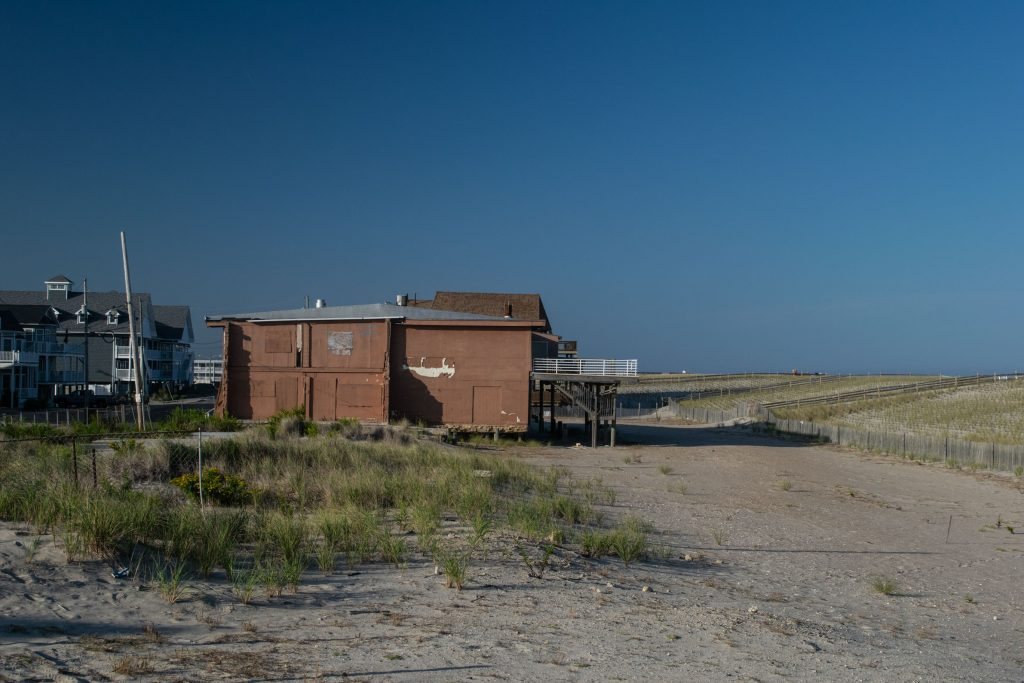 Joey Harrison's Surf Club property, Sept. 2020. (Photo: Daniel Nee)