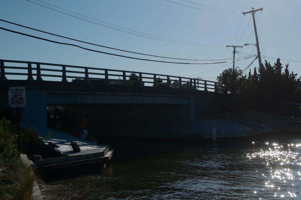 The West Point Island Bridge, Lavallette, N.J. (Photo: Daniel Nee)