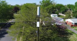 A Verizon Wireless 5G node. (Photo: Verizon Wireless)
