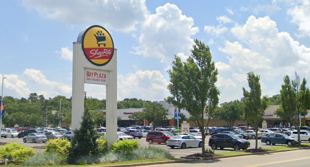 The Shop-Rite store on Fischer Boulevard in Toms River. (Credit: Google Maps)