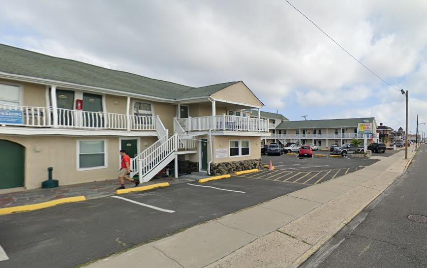 Desert Palm Inn, Seaside Park, N.J. (Credit: Google Maps)