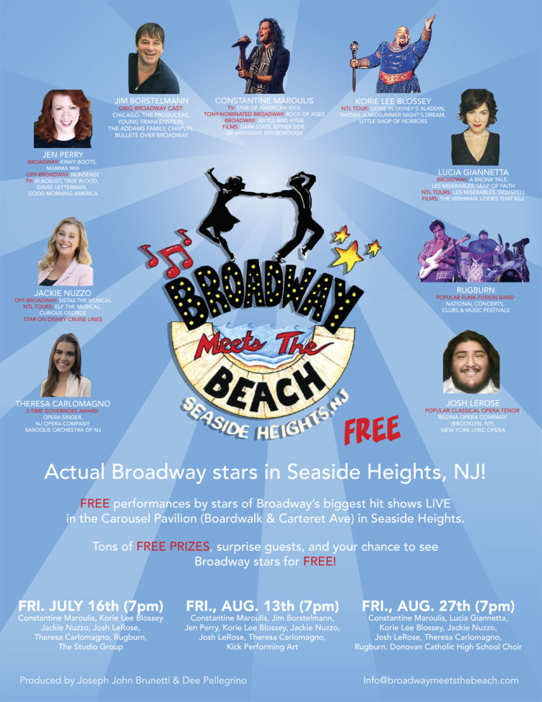 Broadway Meets the Beach 2021 (File Photo)