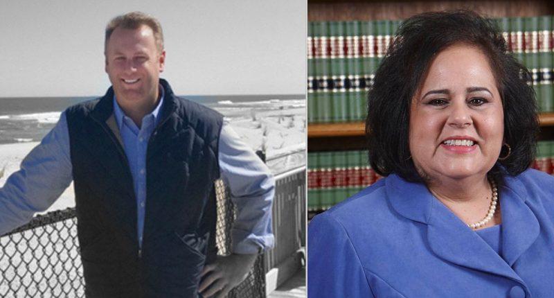 Justin Lamb and Maria Maruca (Campaign Photos)