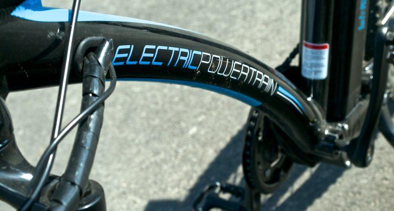 BlueShock electric bicycle. (Credit: Kārlis Dambrāns/ Flickr)