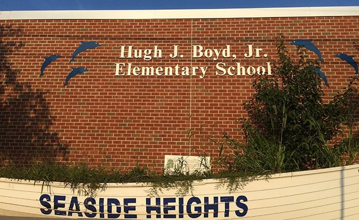 Hugh J. Boyd Elementary School (Photo: Jersey Shore Online/ Micromedia Publications)