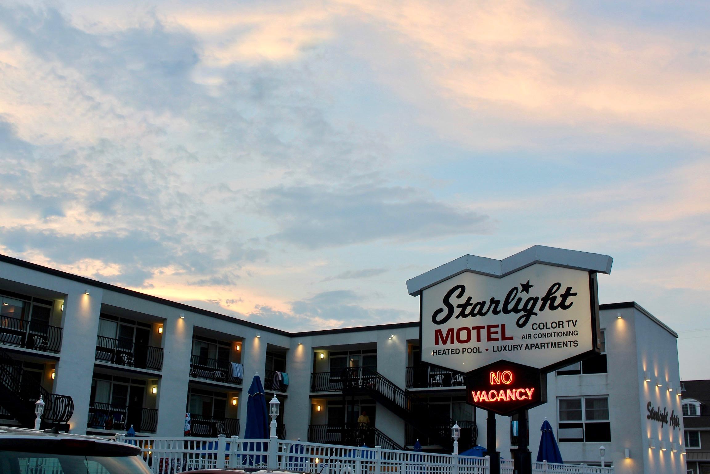Starlight Motel, Ortley Beach (Photo: Starlight Motel)