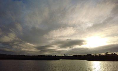 The final sunset of summer 2021, Sept. 21, 2021. (Photo: Daniel Nee)