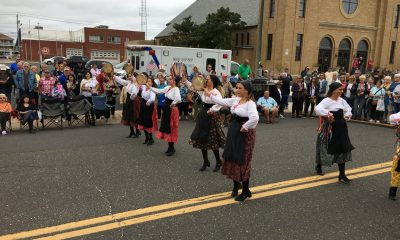 The Ocean County Columbus Day Parade. (Credit: Parade Committee/File Photo)