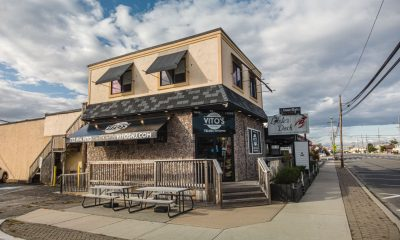 The former Capriccio by the Sea restaurant, Ortley Beach and Lavallette, N.J., Oct. 2021. (Photo: Daniel Nee)